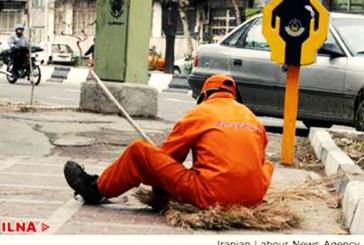 مطالبات کارگران منطقه ۴ شهرداری اهواز پرداخت نشده است