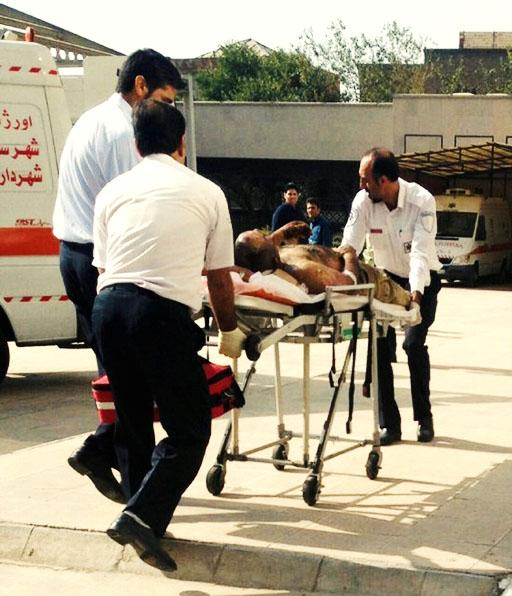شهروندی که مقابل شورای شهر خودسوزی کرده بود، جان خود را از دست داد