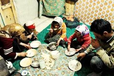 فقر غذایی چهار میلیون ایرانی