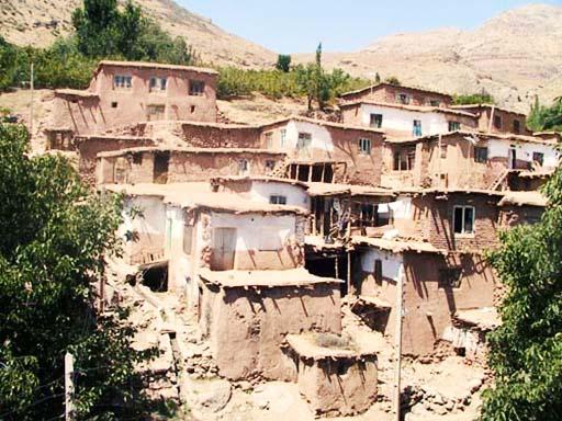 بیش از ۳۰ هزار روستای ایران در نیم قرن گذشته خالی شده است