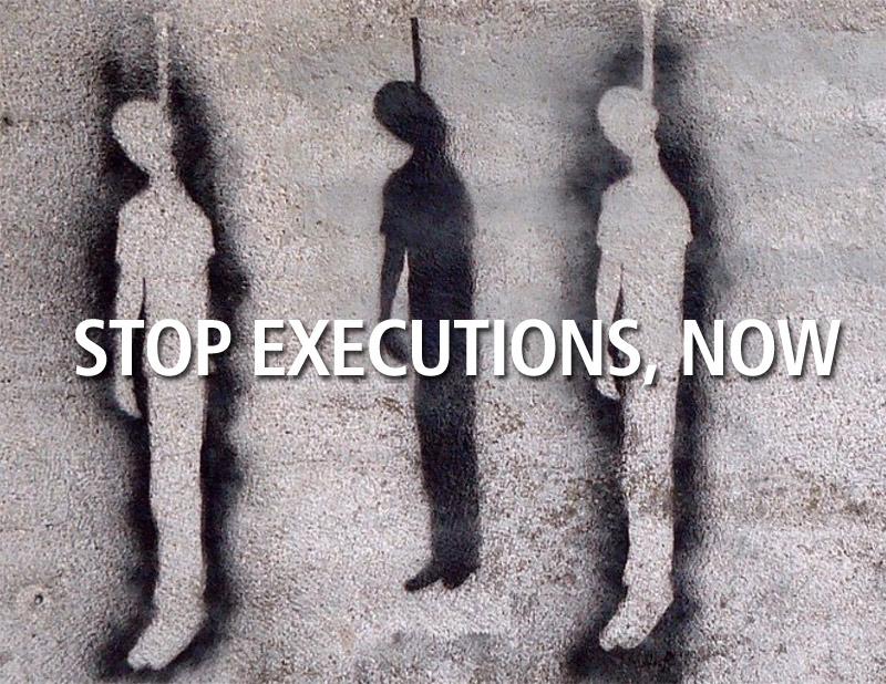 درخواست ۲۲ سازمان حقوق بشری برای لغو فوری مجازات اعدام