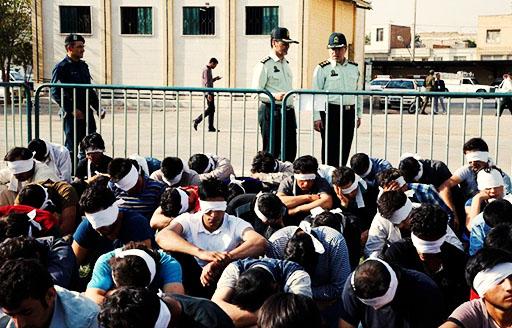 بازداشت ۹۰۰ نفر طی دو روز در شیراز