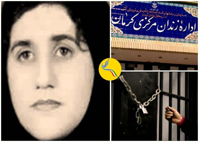 اعمال فشار بر افسانه بایزیدی، زندانی سیاسی/ انتقال به انفرادی