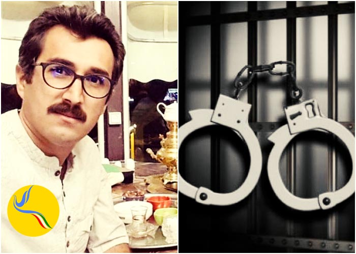 صدرا محقق، سردبیر اجتماعی روزنامه شرق، بازداشت شد