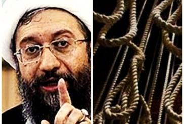 آملی لاریجانی: حذف اعدام قاچاقچیان مواد مخدر، سیاست قوه قضائیه نیست/دادستانها در اجرای احکام تعلل نکنند