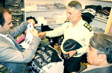 مقامهای ایرانی بر برخورد با 'لباسهای غیرمتعارف' در بازار تاکید کردند