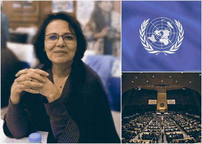 درخواست گزارشگران ویژه حقوق بشر سازمان ملل برای آزادی فوری هما هودفر