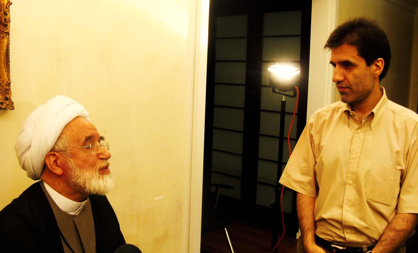 فرزند مهدی کروبی به اتهام انتشار نامه پدرش به شش ماه حبس تعزیری محکوم شد