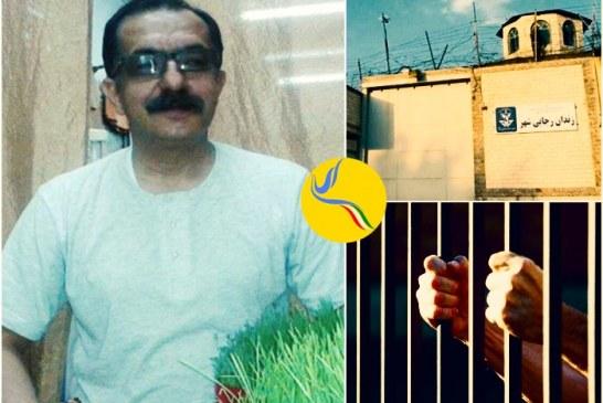 محمدعلی منصوری؛ زندانی سیاسی در نهمین سال حبس و محرومیت از حق آزادی مشروط