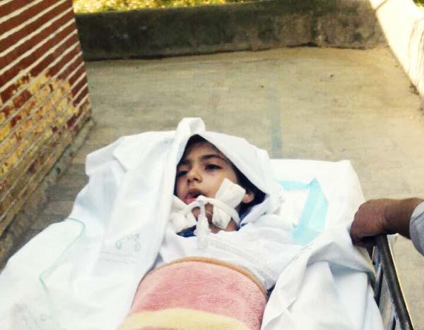 مرگ دختربچه ۸ساله براثر سهل انگاری پزشکان درقم