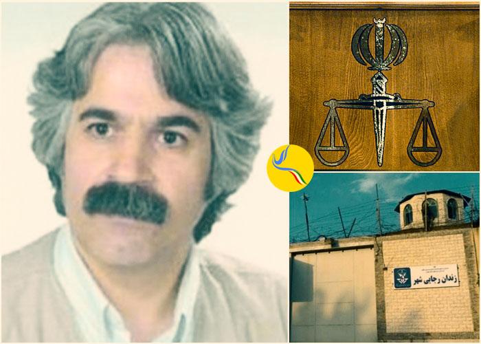 محاکمه مجدد مهدی فراحیشاندیز در دادگاه انقلاب اسلامی کرج
