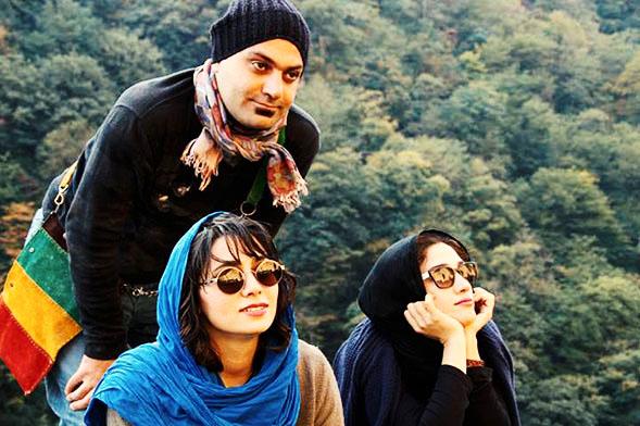 فیلم «مهمونی کامی» به دلیل بدحجابی بازیگران زن توقیف شد