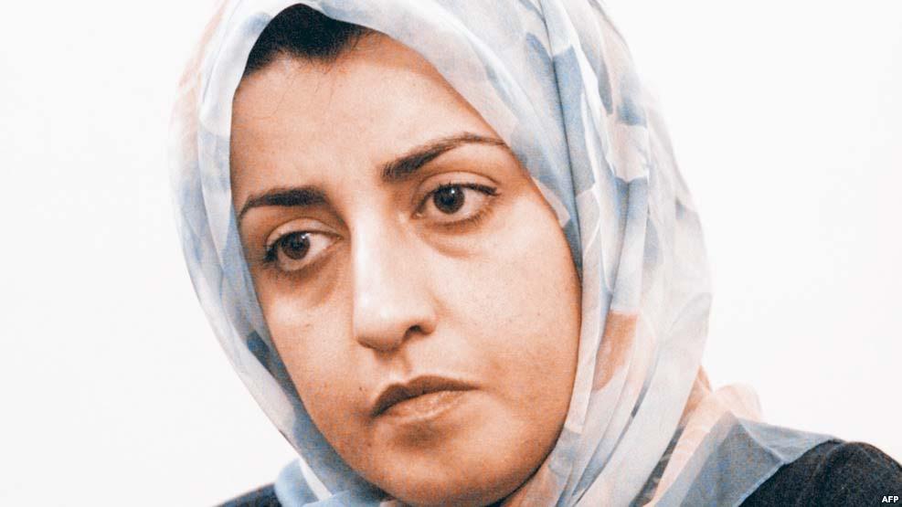 نرگس محمدی؛ شانزدهمین ماه حبس در بند نسوان اوین