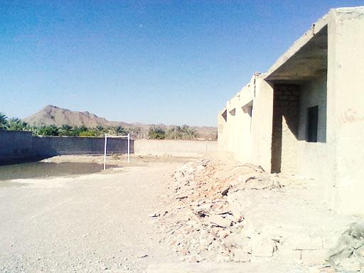 ریزش دیوار مدرسه در چابهار جان یک کودک را گرفت/ دو هزار و ششصد سقف کلاس ناایمن در سیستان و بلوچستان