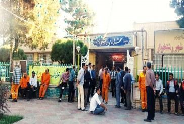 معوقات مزدی کارگران شهرداری رشتخوار/ زباله ها جمع آوری نشد