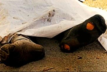مرگ کارگر تازه کار شرکت سنگ آهن گهرزمین