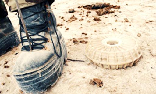 مصدومیت نیروهای پاکسازی در پی انفجار مین در خوزستان