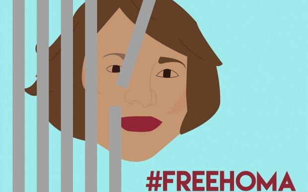اعتراضات دانشگاهیان کانادا و ایرلند به بازداشت هما هودفر