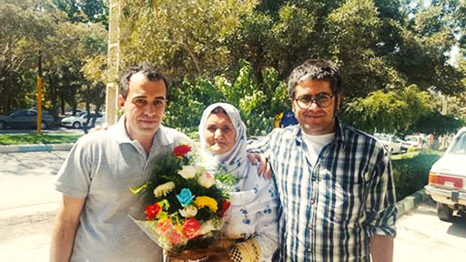 عدنان حسنپور پس از تحمل ده سال زندان آزاد شد