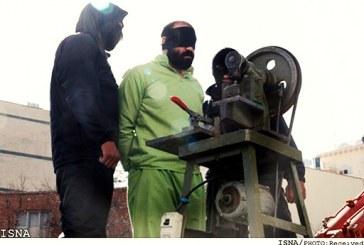 صدور کیفرخواست «قطع ید» برای چهار متهم در شهر های مشهد و تهران