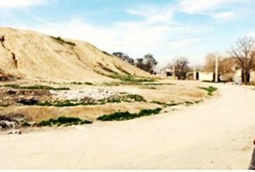 تخریب یک اثر ۵ هزار ساله برای ساخت باغچهویلا