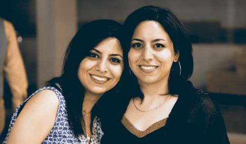 نیکا و نوا خلوصی، دو خواهر بهایی، در چهارمین سال حبس در زندان وکیلآباد
