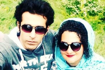 کاهش حکم امید علیشناس و آتنا دائمی از سوی دادگاه تجدیدنظر به هفت سال حبس