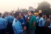 تجمع کارکنان نیروی هوایی در دزفول برای اعتراض به فساد مالی تعاونی مسکن ارتش