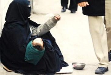 دستگیری ۱۸ کودک و ۵ زن تکدیگر در مراغه