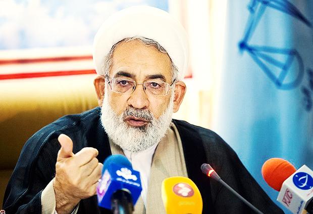 دادستان کل کشور نرگس محمدی را
