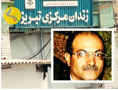 نهمین روز از اعتصاب غذای رسول رضوی؛ فعال مدنی محبوس در زندان تبریز