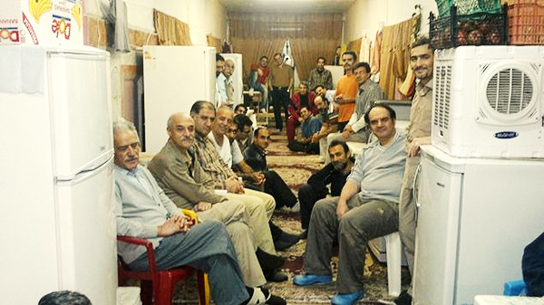 نامه جمعی از زندانیان عقیدتی رجایی شهر به گزارشگر ویژه حقوق بشر در خصوص وضع نامساعد زندان