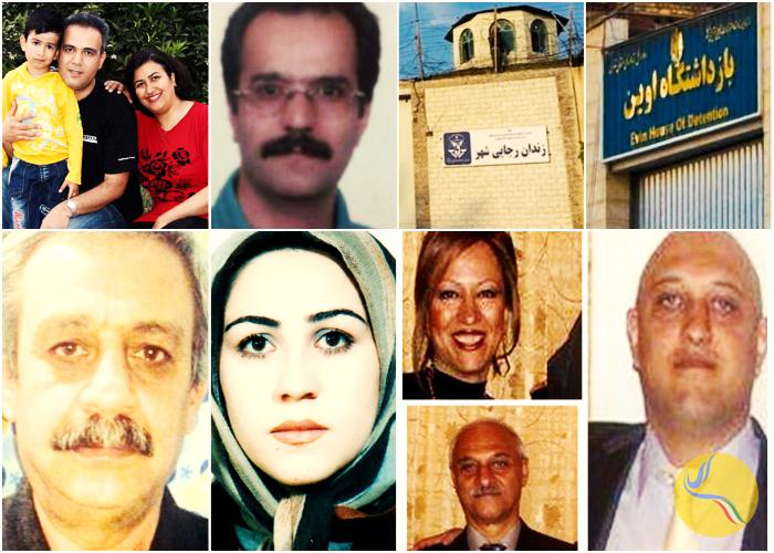 فشار بر زندانیان عقیدتی زندان رجایی شهر/ اجبار به پوشیدن لباس زندان برای انجام «ملاقات بین زندانی»