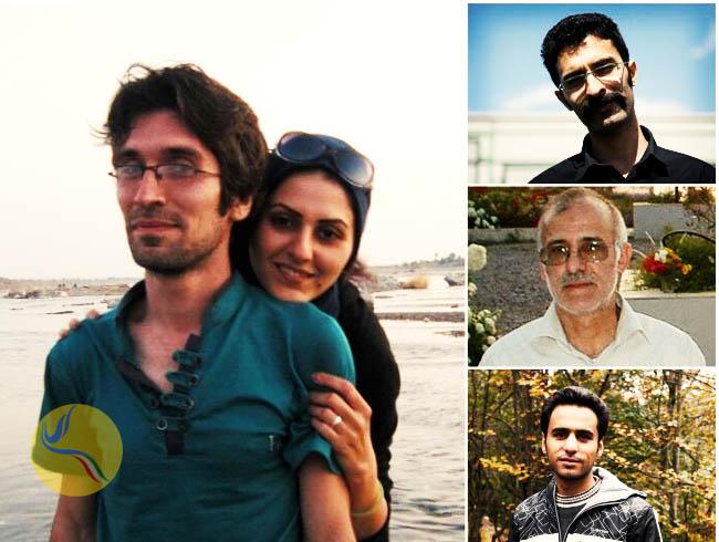 """نامه سه تن از زندانیان سیاسی رجایی شهر در حمایت از زوج دربند؛ """"باز هم هجمه ای دیگر علیه خانواده آرش صادقی"""""""