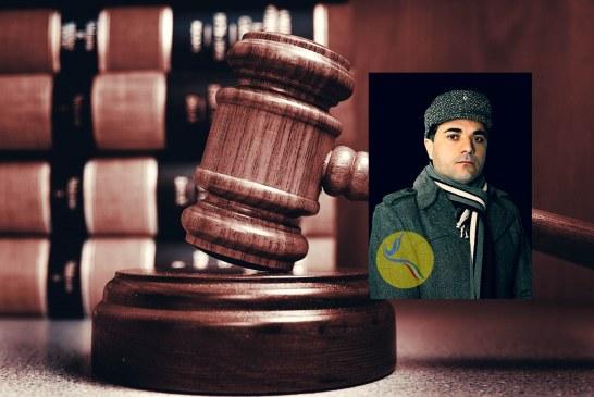 محاکمه سیامک میرزایی در دادگاه انقلاب شهر گلستان