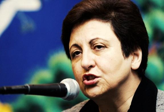 شیرین عبادی: وضعیتی که برای محمد علی طاهری پیش آمده، نشاندهنده عدم استقلال قوه قضاییه است