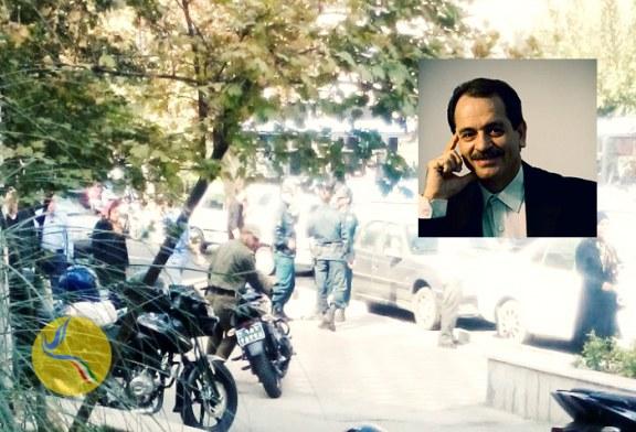 تجمع مجدد هواداران محمدعلی طاهری؛ بازداشت و ضرب وشتم توسط نیروهای امنیتی