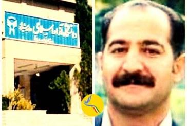 فرشید یداللهی، فعال حقوق دراویش ممنوعالتحصیل شد