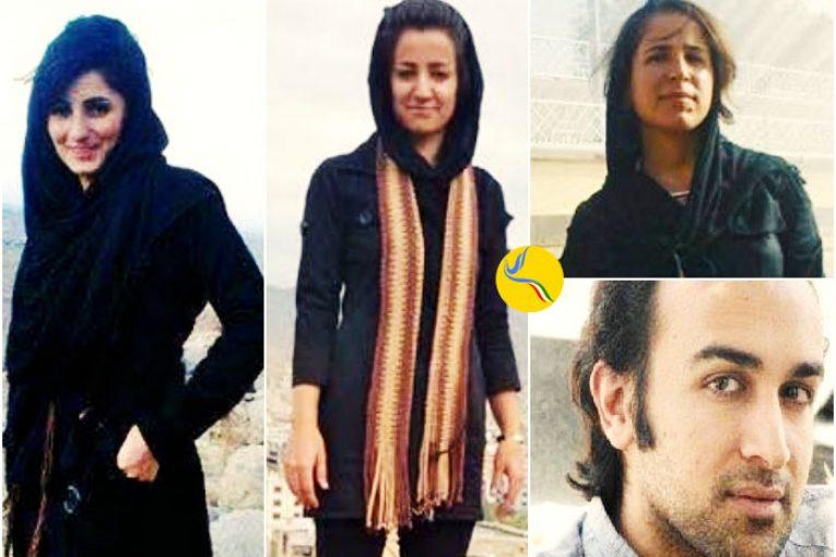 شهروندان مریوانی بازداشتشده به زندان مریوان منتقل شدند
