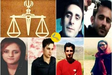 صدور حکم پنجاه و چهار ماه حبس برای شش فعال کارگری