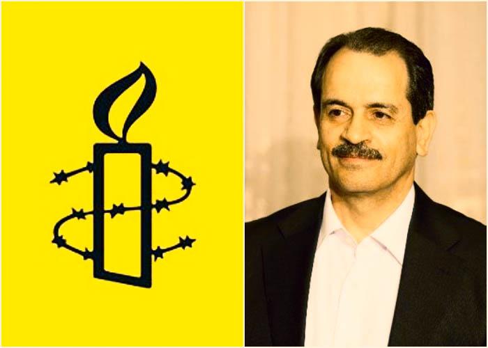اعتراض عفو بینالملل نسبت به عدم اطلاعرسانی مسئولین درباره وضعیت محمدعلی طاهری