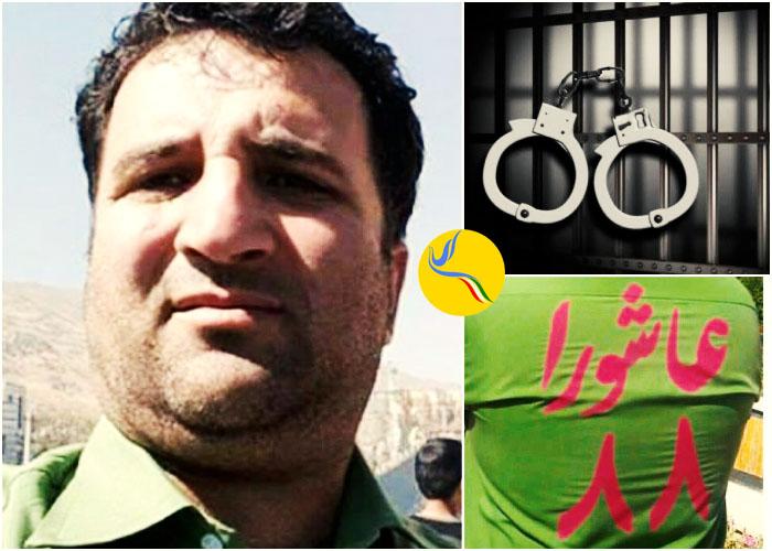 تداوم بازداشت محمد نجفی در اداره اطلاعات شهر اراک