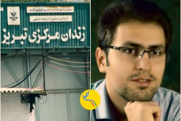 ممانعت مسئولین زندان تبریز از اعزام مرتضی مرادپور به بیمارستان