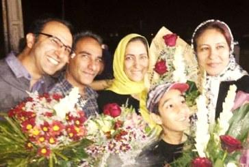 آزادی مرجان غلامپور با قرار وثیقه در شیراز