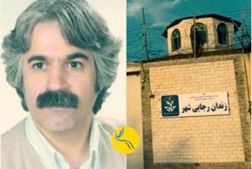 پس از یک ماه حبس در انفرادی؛ انتقال مهدی فراحی شاندیز به سالن ۱۲ رجایی شهر