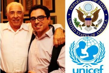 یونیسف و وزارت امور خارجه آمریکا خواستار آزادی باقر و سیامک نمازی از زندانهای ایران شدند