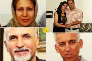 آزادی پنج شهروند بهایی در شیراز با قرار وثیقه