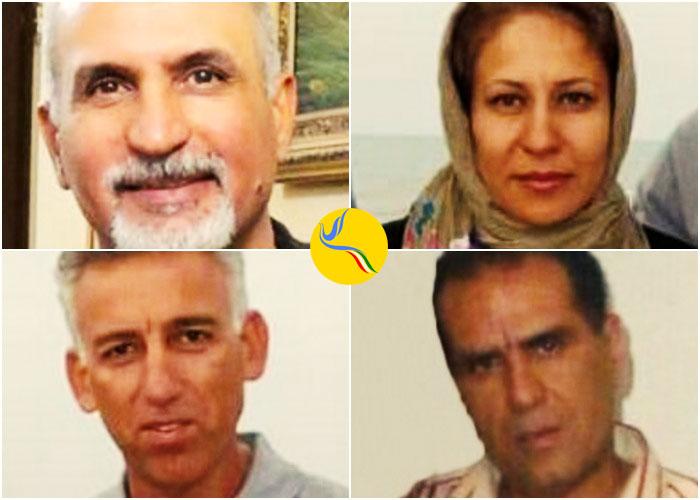 چهار شهروند بهایی بازداشت شده به زندان عادل آباد شیراز منتقل شدند