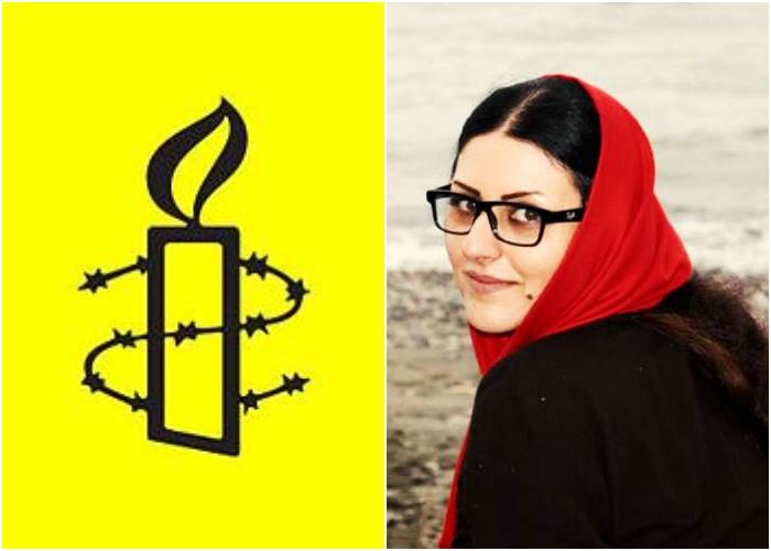 ابراز نگرانی عفو بینالملل نسبت به احضار گلرخ ایرایی به زندان