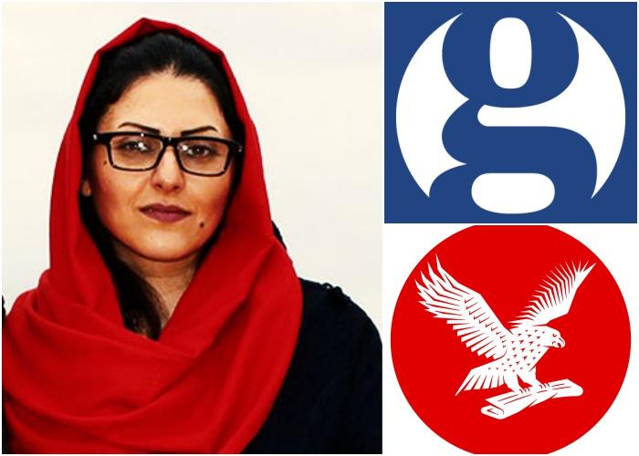 واکنش خبرگزاری های بین المللی نسبت به زندانی شدن قریب الوقوع گلرخ ایرایی